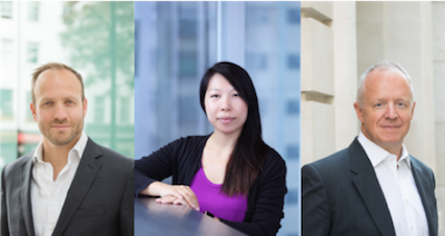 3 new partners appointed to accelerate growth