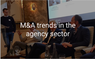 M&A trends in agency sector