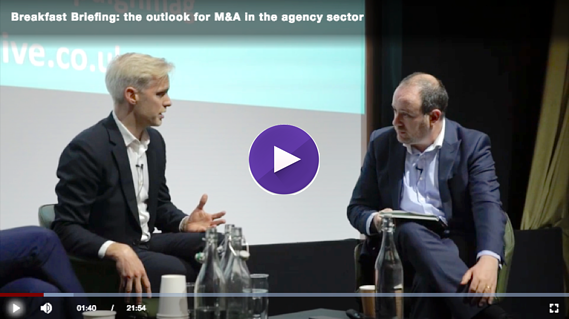 SI Partners Tristan Rice Outlook for Agency M&A Campaign Consultants Met Creatives