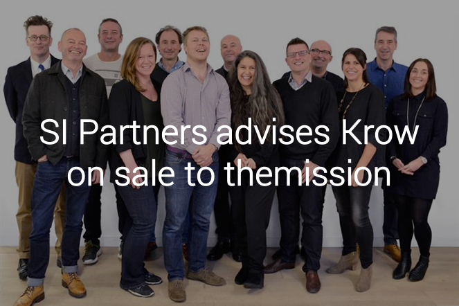 SI Partners advises Krow on sale to mission