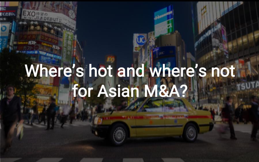 Where's hot Asia CTA