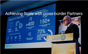 Achieving scale with cross-border partners SI Partners