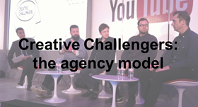 An outline of the agency model for creative businesses