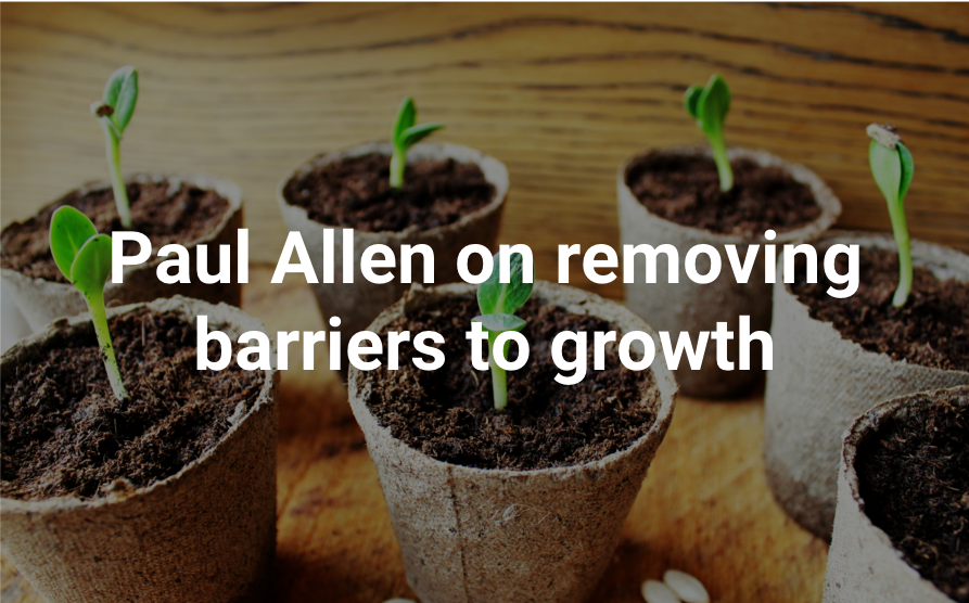SI Partners Paul Allen on removing barriers to growth