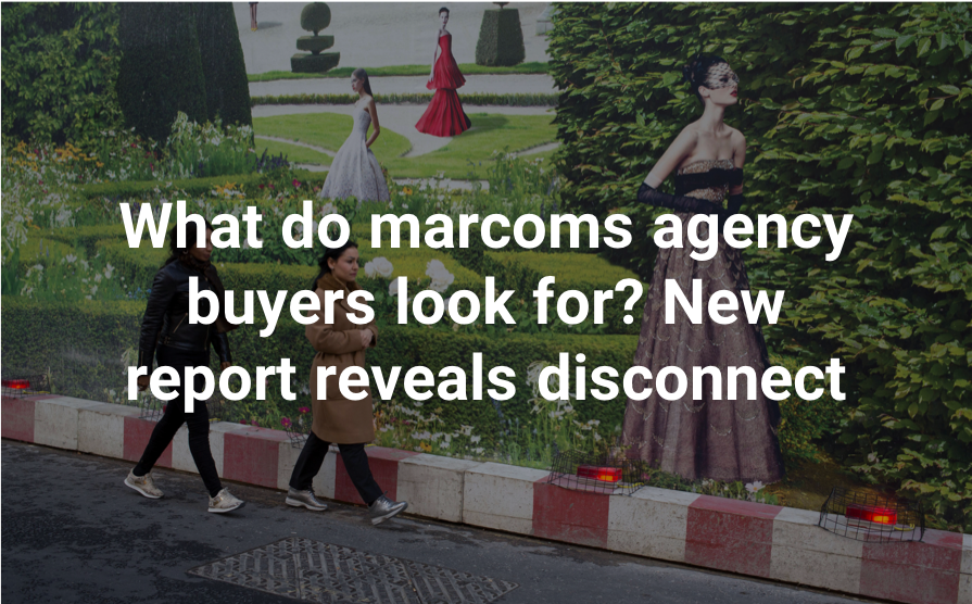 Read SI Partners' latest report: What do marcoms agency buyers look for?