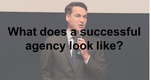 A breakdown from Charles Fallon on what a successful agency should look like