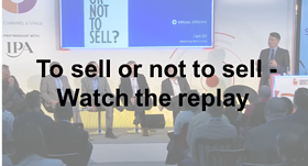 Watch: a debate on when agencies should sell and when they should not