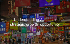Understanding Asia as growth opportunity